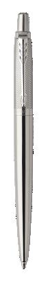 用于 Parker China 中 乔特豪华钢杆斜纹凝胶水笔 0.55mm 黑色墨水 的图像