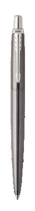 Parker JP の ジョッター プレミアム グレイピンストライプCT ボールペン の画像