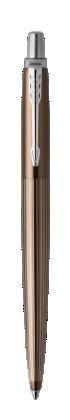 Parker JP の ジョッター プレミアム ブラウンピンストライプCT ボールペン の画像