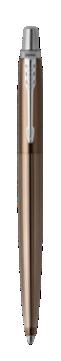 Jotter Premium Carlisle Brown Pinstripe Chrome Trim Ballpoint