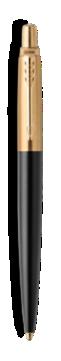 Jotter Premium Bond Street Black Gold Trim Ballpoint