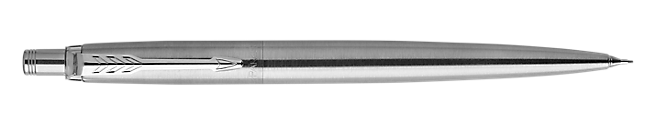 Jotter Stainless Steel Retractable Mechanical Pencil With Chrome Trim