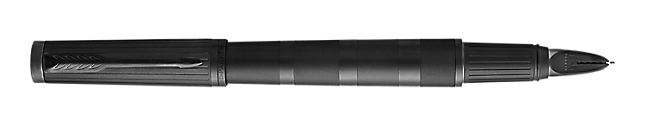 Ingenuity Deluxe Black PVD Parker 5THTM Pen With PVD Trim