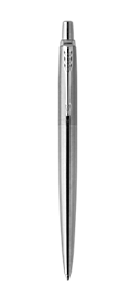 Parker Jotter Gel Stainless Steel Retractable with Chrome Colour Trim Medium Nib