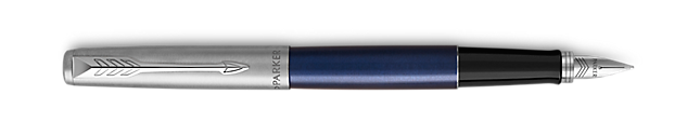 Parker Jotter Fountain Pen Royal Blue