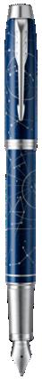 Parker JP の パーカー・IM スペシャルエディション アストラルミッドナイトCT 万年筆 の画像
