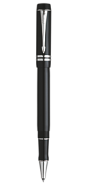 Duofold Black Rollerball