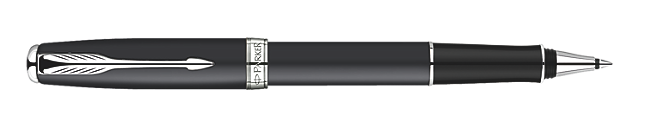 Sonnet Deep Black Lacquer Rollerball