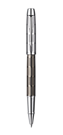 IM Premium Twin Metal Chiselled Rollerball