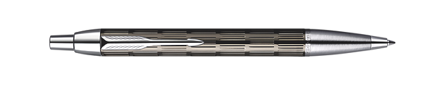 IM Premium Twin Metal Chiselled Ballpoint