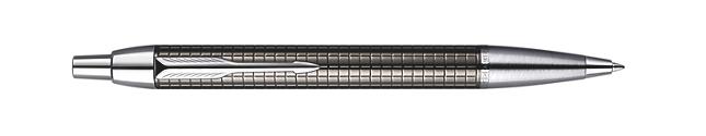 IM Premium Deep Gun Metal Chiselled Ballpoint