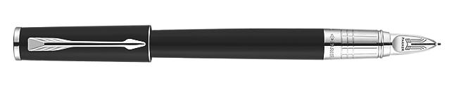 Ingenuity Slim Black Lacquer Parker 5THTM