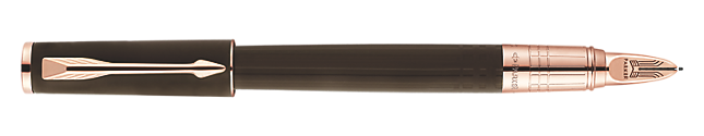 Ingenuity Slim Brown Rubber Parker 5THTM