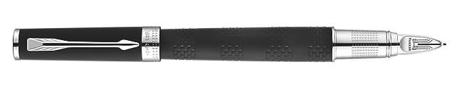 Ingenuity Large Black Rubber Parker 5THTM