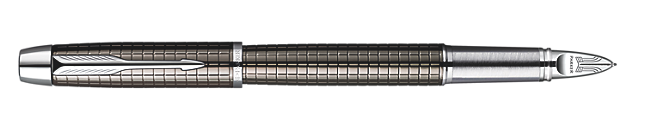 IM Premium Deep Gun Metal Chiselled with Parker 5THTM