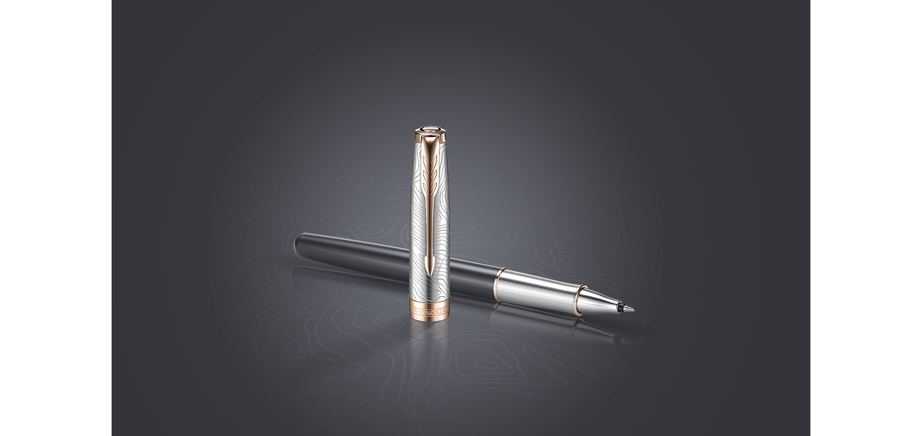 stratum rollerball pen
