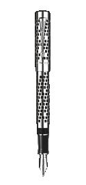 Duofold Senior 125th Limited Edition Fountain Pen - Medium 18K solid gold nib