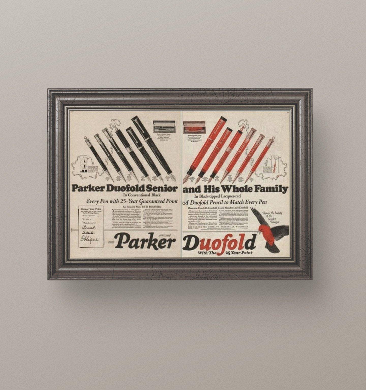Parker 75 dejting