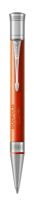 Image for Duofold Classic Big Red Vintage Ballpoint Pen - Medium nib from Parker UK