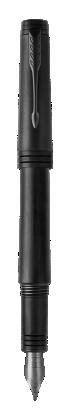 Parker JP の パーカー・プリミエ モノクロームブラックBT 万年筆 ペン先・M の画像