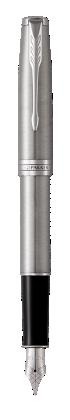 Image for Sonnet Stainless Steel Fountain pen  - Medium nib from Parker UK