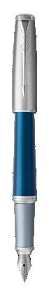 Image for Urban Premium Dark Blue Fountain Pen - Fine nib from Parker UK