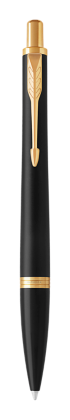 Image for Urban Muted Black Gold Ballpoint from Parker UK