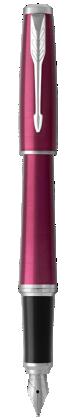 Image for Urban Vibrant Magenta Fountain Pen - Fine nib from Parker UK