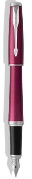 Urban Vibrant Magenta Fountain Pen - Fine nib