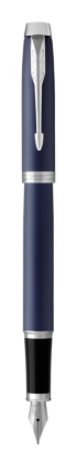 Image for IM Blue Fountain Pen - Fine nib from Parker UK