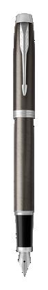 用于 Parker China 中 IM金属灰白夹墨水笔 的图像