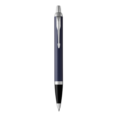 IM蓝色白夹原子笔