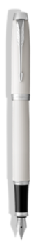 Stylo-plume Parker IM Blanc - Plume moyenne