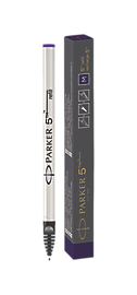 Parker 5TH<sup>TM</sup> Refill Ink For Ingenuity Pen Medium Nib In Purple
