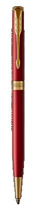 Parker JP の ソネット レッドGT スリムボールペン の画像