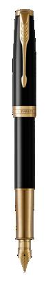 Parker JP の ソネット ラックブラックGT 万年筆 の画像