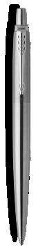 乔特钢杆白夹凝胶水笔 0.55mm 黑色墨水