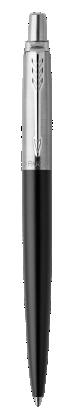 Image for Jotter Bond Street Black Chrome Trim Ballpoint pen from Parker UK