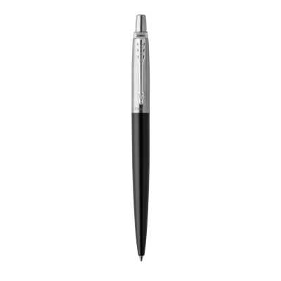 Jotter Bond Street Black Chrome Trim Gel pen