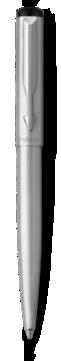 Parker Vector acier inoxydable CT stylo-bille, pointe moyenne, encre bleue