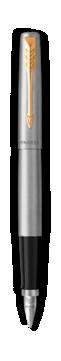 Jotter Acier inoxydable GT Stylo-plume, plume moyenne, encre bleue