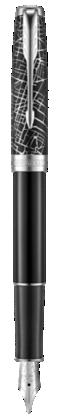 Image pour Sonnet Édition Spécial Metro CT Stylo-plume, Plume Moyenne à partir de Parker FR