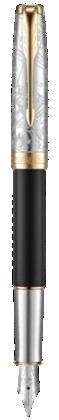 Image pour Sonnet Édition Spécial Impression GT Stylo-plume, Plume Fine à partir de Parker FR