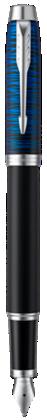 Parker JP の パーカー・IM スペシャルエディション オリジンブルーCT 万年筆 の画像