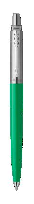 Parker JP の ジョッター オリジナル グリーン ボールペン、中字用ペン先 の画像