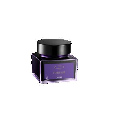 派克迷你瓶装墨水-紫花石
