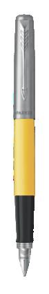 Parker JP の ジョッター オリジナル イエロー CT 万年筆、細字 の画像