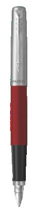Parker JP の ジョッター オリジナル レッドCT 万年筆、細字 の画像