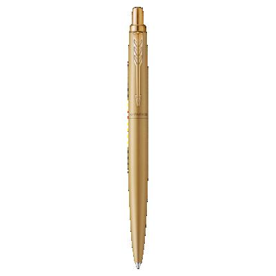 Jotter XL Monochrome Gold Ballpoint Pen
