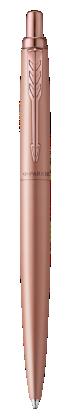Parker JP の ジョッター XL モノクローム ピンクゴールドPGT ボールペン 中字 の画像